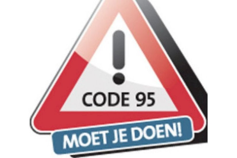 BHV TRAINING met CODE 95